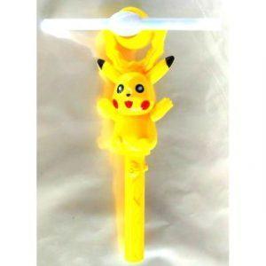 Pikachu Pokemon Đồ Chơi Đèn Led Quay Vòng