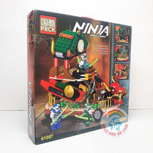 ninja go lego
