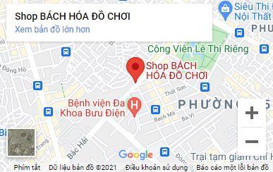 Bach Hoa Do Choi Google Maps